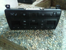 5812 Klimabedienteil mit Sitzheizungsschalter Audi A6 4B Hella 5HB07604-01