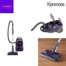 Kenmore Bagged Canister Vacuum Cleaner Sweeper Carpet Hardwood Multipurpose Vac