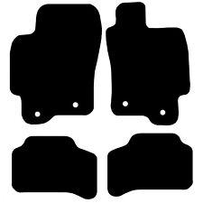 Jaguar X Type Automatic 2001 - 2009 Fully Tailored Black Car Floor Mats Carpet 4