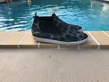 Just Cavalli MULTI COLOR CAMO PRINT CASUAL SNEAKERS Sz 12M