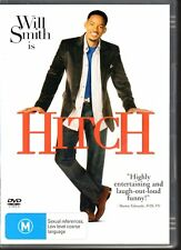 HITCH - DVD R4 (2005)  Will Smith  LIKE NEW - FREE POST