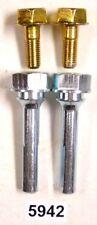 Disc Brake Caliper Guide Pin Kit-Hybrid Rear Better Brake 5942