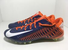 Nike Vapor Carbon Elite 2.0 TD Football Cleats Blue 657441-406 Men's Size 13.5