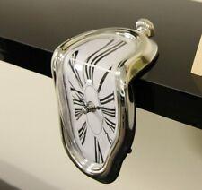 Salvador Dali Melting Clock Shelf Home Office Desk Decor Hanging Surrealist Art