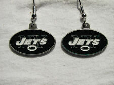 New York Jets Officially Licensed NFL Dangle Earrings