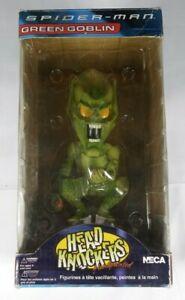 NECA Head Knocker Green Goblin Bobblehead (Spider-Man)