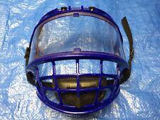 Avision Ahead Hockey Face Shield Avh-2 Junior Protector Mask Visor Blue Helmet
