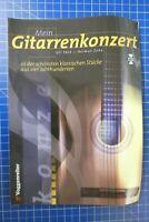 Uli Türk Helmut Zehe Mein Gitarrenkonzert Voggenreiter mit CD H-291