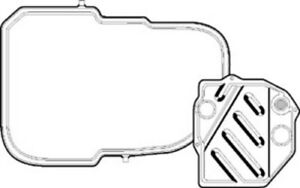 Auto Trans Filter Kit-Premium Replacement ATP B-124
