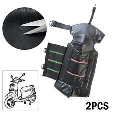 2X Motorcycle Knee & leg Warm Protector Motocross Knee Pads Scooter Bike Sileris