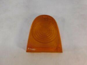 LUCAS 576586 L572 Amber Rear Turn Lens for Hillman Minx Husky no box