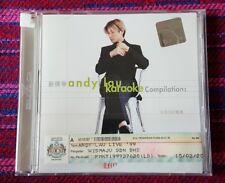 Andy Lau ( 劉德華 ) ~ Karaoke ( Malaysia Press ) Vcd