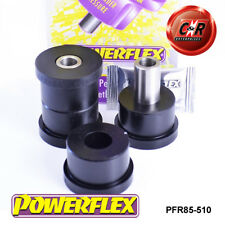 Skoda Octavia Mk2 1Z (2004-) Powerflex Rear Lower Spring Mounts Inner PFR85-510