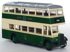 26411 EFE Daimler Utility Double Deck Bus S.H.M.D. Board 1:76 Diecast New UK
