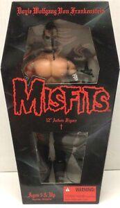 """1999 Misfits Doyle Wolfgang Von Frankenstein 12"""" Figure 21st Century Danzig"""