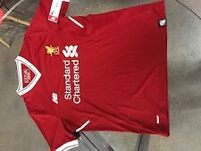 Liverpool FC Home Jersey 2017/18