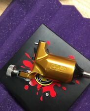 NEW BIG WASP Rotary Tattoo Machine Liner and Shader in ORANGE  DISCOUNTED READ