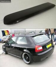 Rear Trunk Roof Extension S3 Look Spoiler Wing For Audi A3 8L