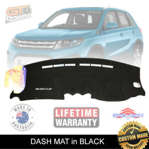 Dash mat for SUZUKI VITARA All APK416 LY RT-S / RT-X 6/2015-2021 Black DM1411