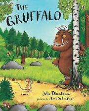 THE GRUFFALO by Julia Donaldson Alex Scheffler paperback book NEW