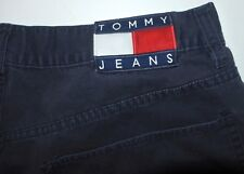 Mens 38 Tommy Jeans Tommy Hilfiger Navy Blue Casual Shorts