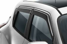 Nissan Juke (2014 >) Wind Deflectors - Set of 4 (H08001KA00)