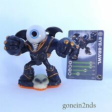 Skylanders Giants Eye-brawl + tarjeta Gigante swap force/trap team/superchargers
