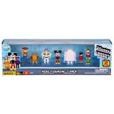 Disney Crossy Roads Mini Figure 7 Figurines New Kids Toy