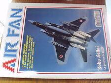 µ? Revue Air Fan n°188 Aviation française veille du 6 juin 44  F106 Chel Ha Avir