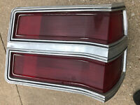 1977 1979 Dodge Magnum RH Right Tail Light Assembly OEM Used 1978 4076532 *READ
