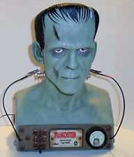 "FRANKENSTEIN ""LIMITED EDITION VFX BUST"" Universal Monsters Prop Replica NEW"