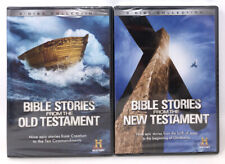 Bible Stories From the Old & New Testament [New Sealed DVD] 6 Discs, 14 Hrs Set