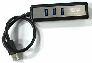 Tripp Lite 4-Port USB 3.0 Ultra-Mini Hub U360-004-MINI