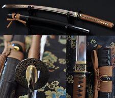 """40.55""""Japan Ninja Sect Shrine Samurai Sword Katana Manganese Steel Razor Sharp"""
