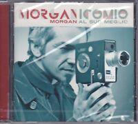 CD ♫ Audio MORGAN•  MORGANICOMIO • MORGAN AL SUO MEGLIO nuovo sigillato