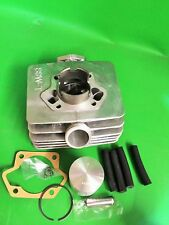 Simson Tuning Zylinder 60ccm 4 Kanal 1 Ring Kolben 12 PS Almot Schwalbe SR S51