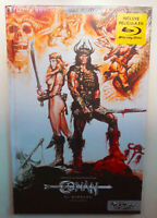 NEW CONAN THE BARBARIAN (1982 MILIUS) BLU-RAY MEDIABOOK SPANISH LIMITED EDITION