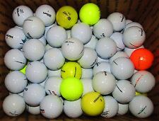 LOT OF 100 USED WILSON GOLF BALLS IN AAAA CONDITION