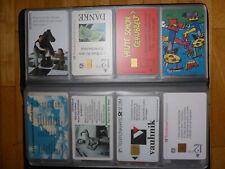 45 Telefonkarten, Sammlung