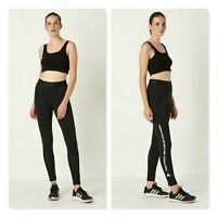 ADIDAS   Womens Sport ID Mesh Leggings [ Size S or AU 10 / US 6 ]