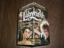 Die Reise ins Labyrinth 30th Anniversary Gift Set + Digibook NEU