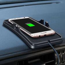 Qi Auto Halter KFZ Handyhalter Wireless Charger Induktionslade Ladegeräte S8 S9