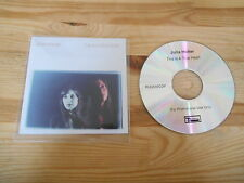 CD Indie Julia Holter - This Is A True Heart (1 Song) Promo DOMINO REC