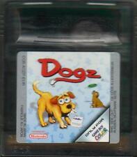 - Dogz GAME BOY COLOR (ADVANCE, SP) - bene -