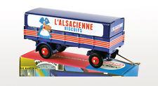 Dan Toys Remorque Bâchée 4-Roues L 'Alsacienne (Ed.Lim.) CIJ NOREV Ref C 80452
