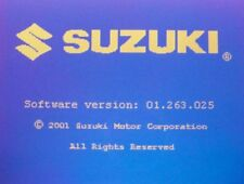 10mb memory Card For Suzuki Use with Tech 2 Tech2