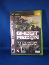 Xbox Tom Clancys Ghost Recon Video Game