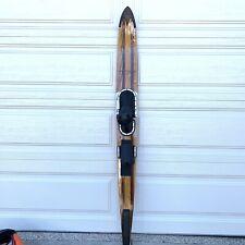 Maherajah Exotic Wood Water Ski with Case