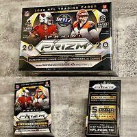 2020 Panini Prizm NFL Football Blaster Box Disco Brand New Sealed