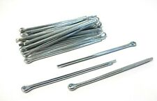 Split cotter pins. 2.5 x 40mm. Pack of 24. Steel. *Top Quality!